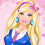 Barbie At School Dress Up