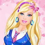 Barbie At School Dress Up