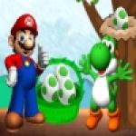 Mario Yoshi Eggs 2